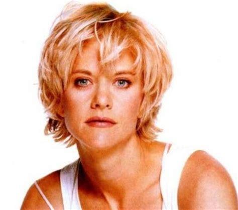 hair style of meg ryan in the film the women meg ryan short messy hairstyle new hair ideas pinterest