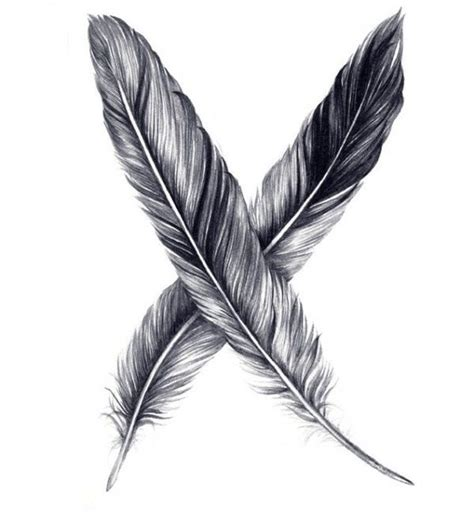 feather tattoo to draw feather drawing art pinterest feather drawing