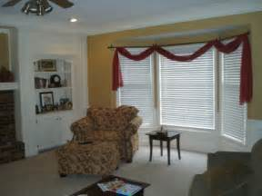 Bay window treatments in living room ideas modern interior design