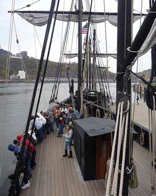 christopher columbus boats in pittsburgh travel with a beveridge columbus was bigger than the internet