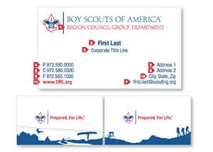bsa business cards identity collateral scouting wire scouting wire