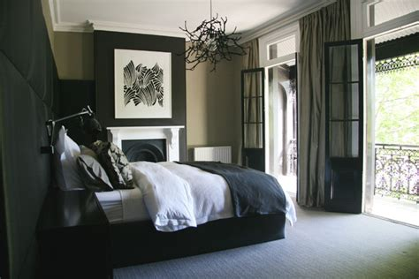 small bedroom colors and designs with elegant black bed paddington terrace