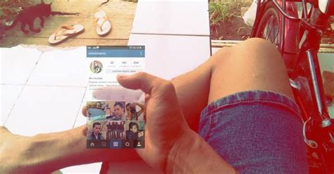 cara membuat gambar instagram in hand cara membuat foto instagraminhand di android gupitan