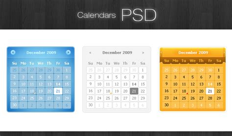 calendar psd template calendars psd by taytel on deviantart