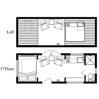 tiny house with bedroom downstairs brv1 downstairs bedroom itsy bitsy home pinterest