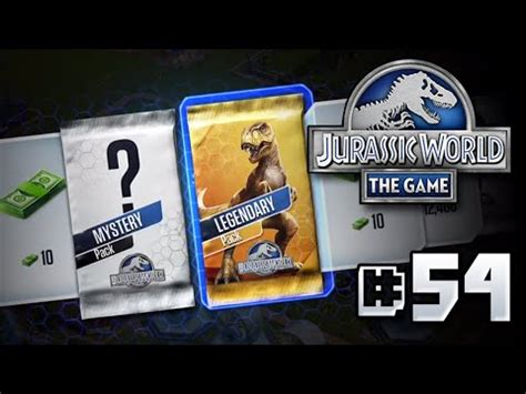 Jurassic World The Game Giveaways Top - mosasaurus jurassic world the game ep 56 hd funnydog tv