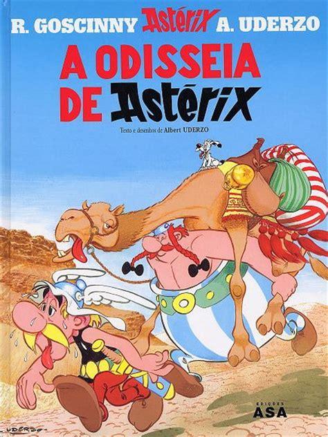 asterix spanish la odisea ast 233 rix a colec 231 ao a colec 231 ao de 225 lbuns de ast 233 rix o gaul 234 s a odisseia de ast 233 rix