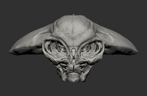 Home Interior Designer derek pendleton independence day resurgence alien skull