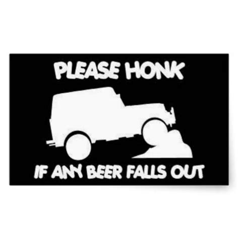 jeep beer sticker 1000 images about jeep slogans memes on pinterest