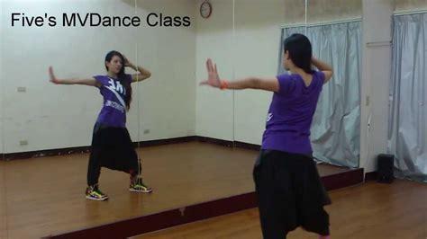 tutorial dance class girls generation galaxy supernova dance tutorial分解教學 小五