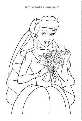 cinderella bride coloring pages 1095 best disney coloring pages images on pinterest