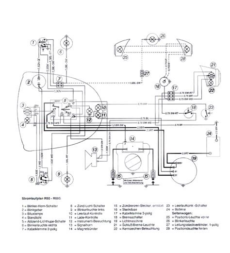 bmw r75 6 wiring diagram bmw free engine image for user