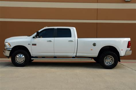 2011 ram 3500 accessories sell used 2011 dodge ram 3500 slt big horn crew cab diesel