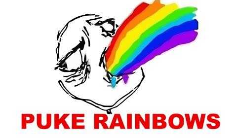 Rainbow Puke Meme - rainbow puke meme www pixshark com images galleries