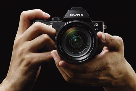 Kamera Sony Alpha A7s kamera mirrorless pengganti dslr