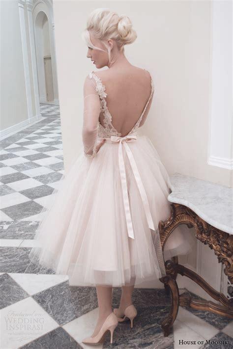 Residence Of Mooshki Fall 2014 Wedding Dresses   Pinkous