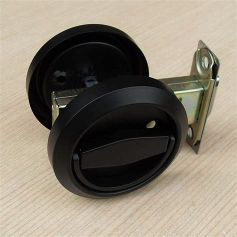 Recessed Door Knob by Aliexpress Buy Fashion Black Stainless Steel