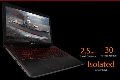 Asus Gaming Laptop Ram buy asus fx553vd i7 gtx 1050 gaming laptop with 1tb ssd and 32gb ram free shipping at evetech