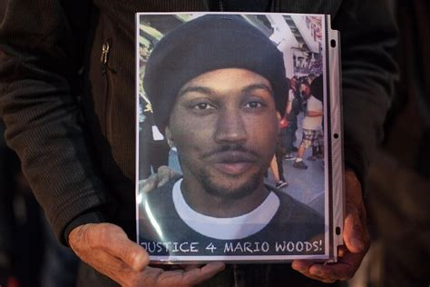 Mario Woods Criminal Record Groups Opposition To Mario Woods Remembrance Day Sfgate