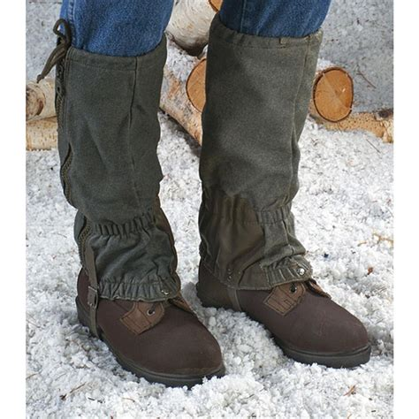 boot gaiters used swiss snow gaiters 64310 boot shoe accessories