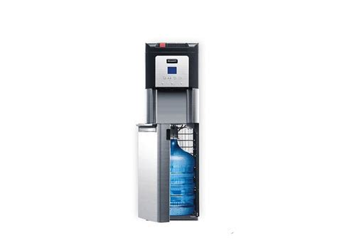 Dispenser Sharp Bottom Galon electronic city sharp water dispenser 385 watt silver swd 78ehl sl