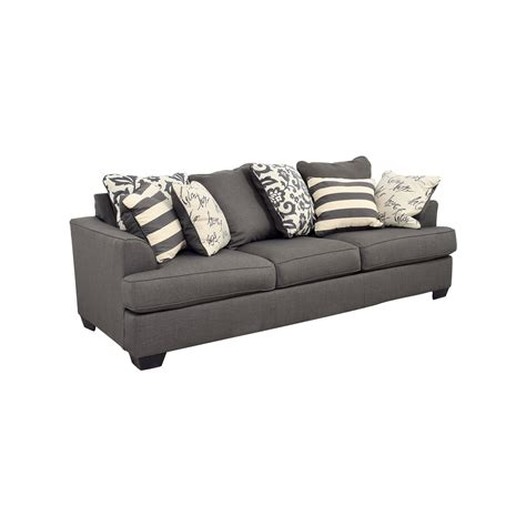 ashley furniture grey sofa 63 off ashley furniture ashley furniture levon grey