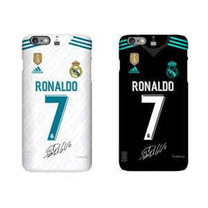 Casing Iphone 6s Real Madrid Custom ronaldo more real madrid players jersey cover for iphone 6 6s 7 plus ebay