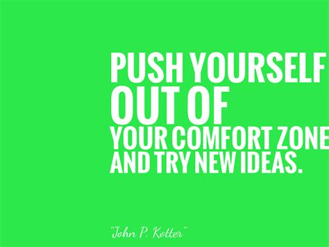 push your comfort zone 変革 change 名言で英語を学ぼう wise saying