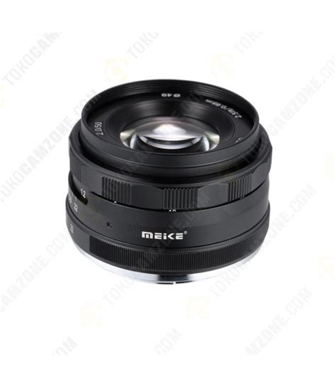 Meike Lens 50mm F 2 0 For Fujifilm meike for sony 50mm f 2 0 aps c