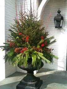 Decorating Window Boxes For Winter - fun christmas decorating outdoors style stylish eve
