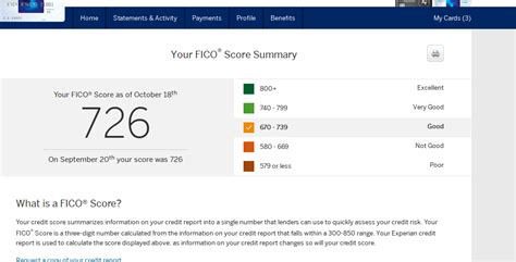 734 credit score amex offers free experian cs myfico 174 forums