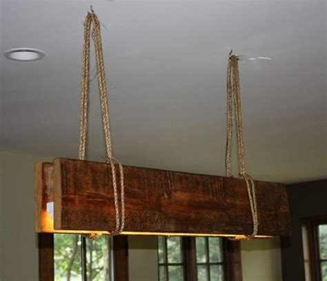 chandeliers montreal rustic reclaimed wood suspended l rustic