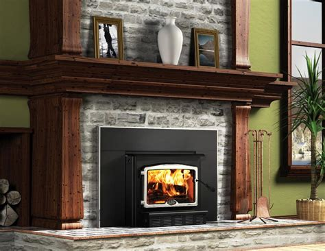 osburn 2000 wood burning fireplace insert