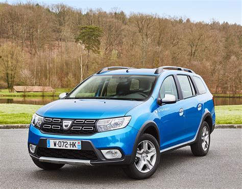 logan stepway dacia logan mcv stepway added to the range for 2017