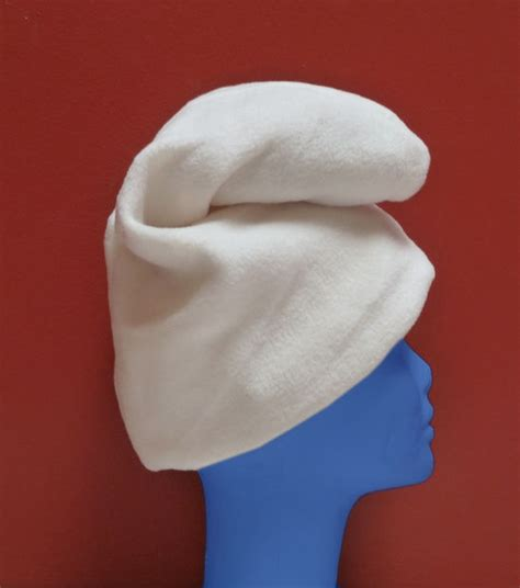 How To Make A Smurf Hat Out Of Paper - easy smurf costume with pattern espa 241 ol