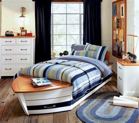 boat bedding totally awesome boat beds kidspace interiors