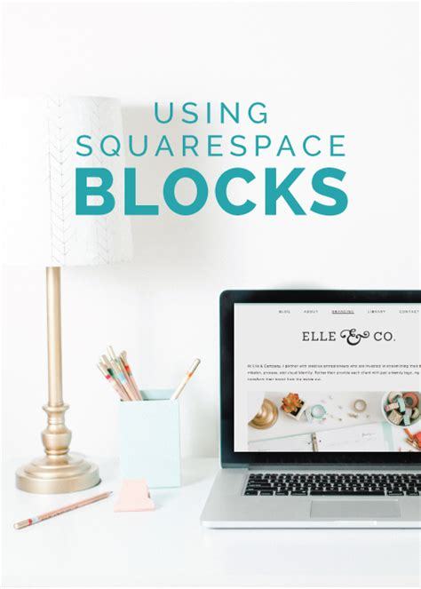 Using Squarespace Blocks Can You Change Your Squarespace Template