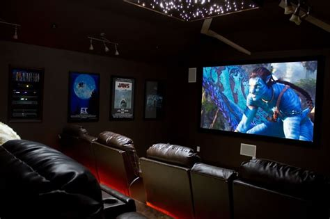 How To Make A Theater Room by Our Diy Home Theater Theater Rooms Poster And Home
