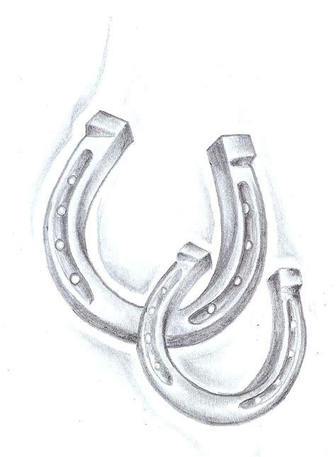 horse shoe tattoo designs 8 horseshoe designs