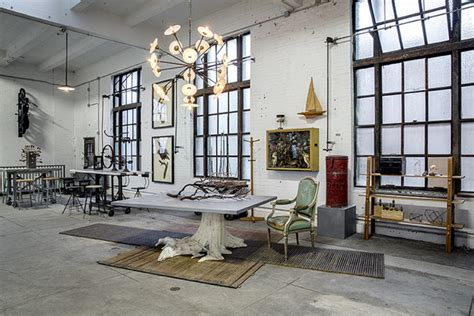 Industrial Furniture Store by Vintage Retail Store Design Photos 3 Of 52