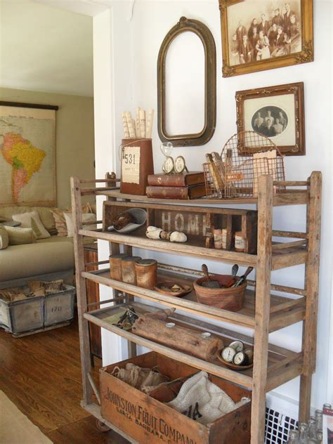 Antique Style Home Decor by Style House September Must Junk City Farmhouse