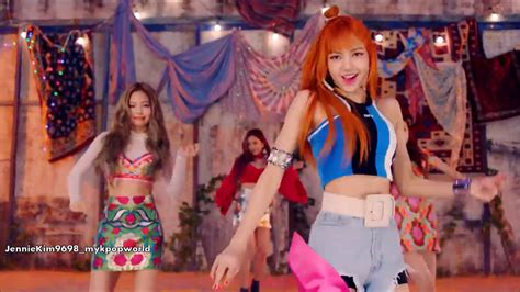 blackpink as if blackpink lisa part in as if its your last youtube