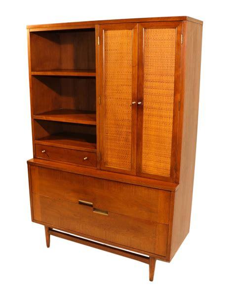 mid century cupboard mid century modern american of martinsville china cabinet