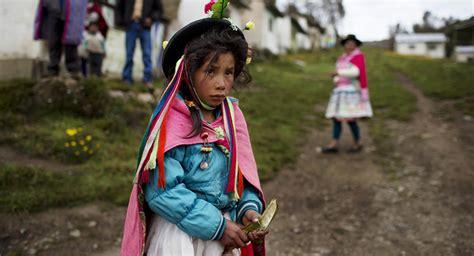 imagenes de niños indigenas per 250 ha perdido unas 37 lenguas ind 237 genas en los 250 ltimos