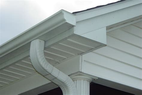 gutters san antonio choices metal or plastic type