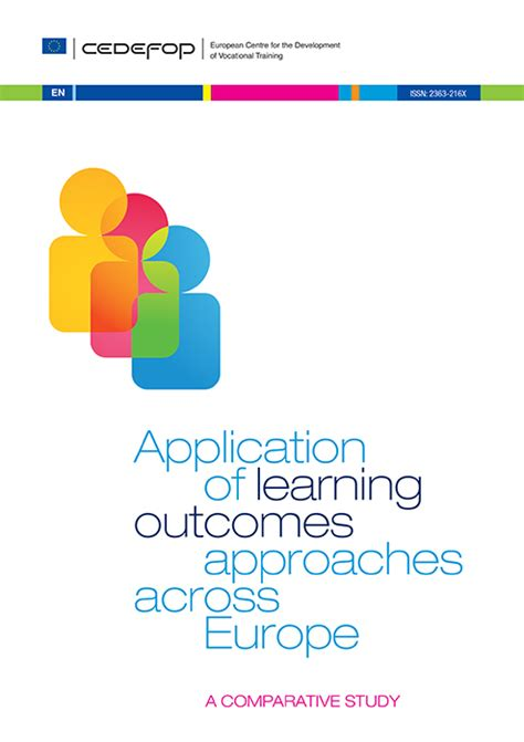 How To Apply For A Teaching In Europe Application Of Learning Outcomes Approaches Across Europe