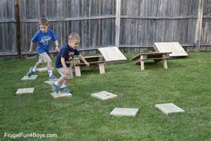 home obstacle course american warrior backyard obstacle course frugal