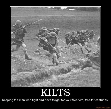 Funny Scottish Memes - motivation kilt scottish war soldiers humor funny
