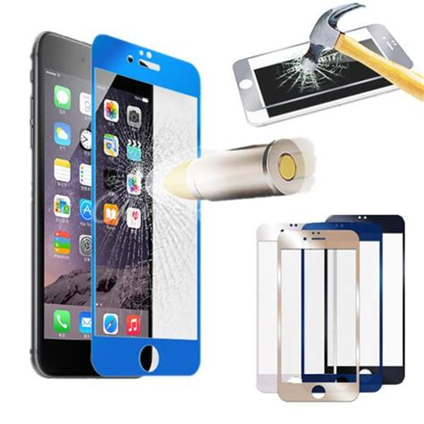 colored screen protector colored real tempered glass screen protector for