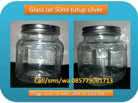 Jar 500ml Tutup Seng Silver Botollaris Jualbotol Jualbotolj 1 jual jar kaca size 500ml tutup seng silver plastik